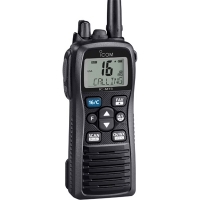 ICOM M73 VHF 6 Watt Marine Handheld Transceiver