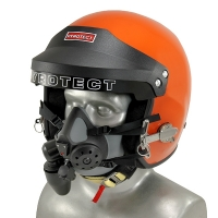 Waterproof PNR Open Face Pyrotect Helmet Communications (for use with Tiger Scuba Mask)