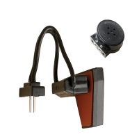 150 Ohm Microphone with Mount