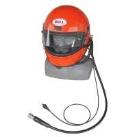 Full Face Marine Helmet Communications