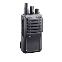 ICOM VHF & UHF Programmable Handheld Radios
