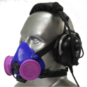 Half Respirator Masks for Headsets