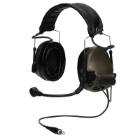 3M Peltor ComTac V/Swatac V Tactical Hear Thru - PNR Communications