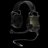 3M Peltor ComTac V/Swatac V Marine Tactical Hear Thru Headsets